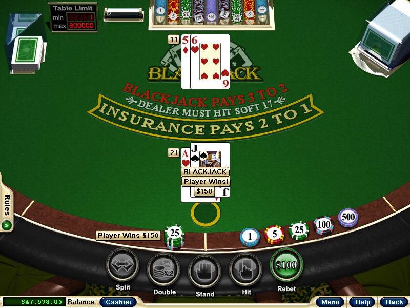 Play Blackjack Online To Win – Strategic Blackjack